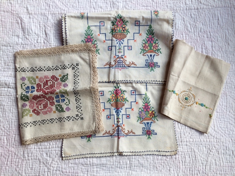 Amy Meissner, textile artist. | From the post, The final boxes of mystery. | www.amymeissner.com/blog/the-final-boxes-of-mystery