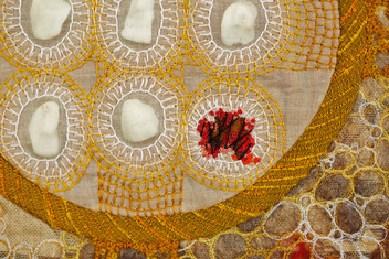 Amy Meissner, Reliquary series, from the post The traveling eye 8: Fool's gold. www.amymeissner.com/blog/the-traveling-eye-8-fool's-gold